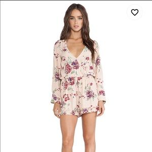 Faithfull the Brand Reflections Playsuit Romper